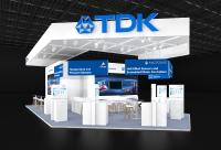 TDK shows its complete sensor portfolio at one single booth at Sensor+Test 2018