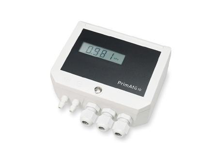 Druckmessumformer PrimAtü 10 von HJK zur Messung von sehr niedrigen Drücken