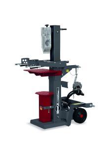 BGU-Maschinen haben ihren Holzspalter HS 90/2 optimiert!