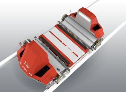 PowerStore Aisle Carrier Row Carrier V2 Original