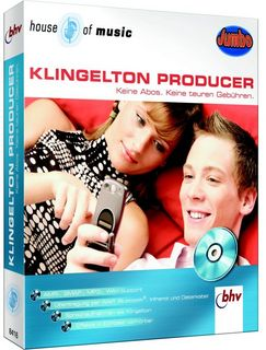 House of Music Jumbo Klingelton Producer – so kommt der eigene Ringtone aufs Handy