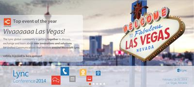 colima unveils new Cerebro Lync Add-Ons at Lync Conf 14 in Las Vegas
