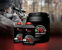 Reload Swiss RS76 - the new universal powder for rifle ammunition hits the market