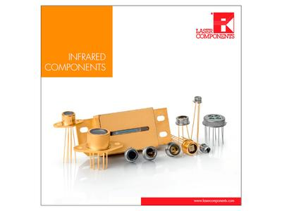 IR Components Catalogue cover