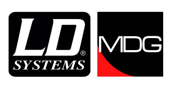 German Pro Audio Brand LD Systems Signs Distribution Deal With MDG