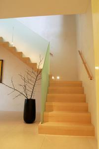Dekorative Materialien machen vieles möglich:Das Angebot an Innenfarben erfüllt alle in der Praxis vorkommenden Anforderungen.Dabei steigert Farbe den Materialausdruck. Ein lasierender Anstrich verleiht  dem Material Tiefe und überraschende Akzente.