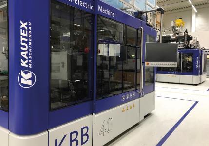 Kautex Maschinenbau KBB40D