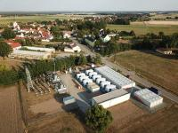 Upside Group Adds 16 MW Large-Scale Storage Solution with System Technology from SMA to its Battery Portfolio