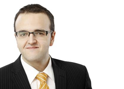 Sascha Shabestari / Partnerentwicklung Managed Services