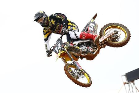 Tough Day For Anstie In Brazil