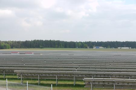 solar power plant by Emmvee