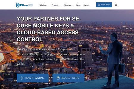 BlueID neue Website