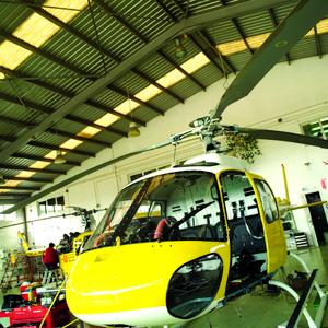A picture showing one TAF helicopter is enclosed © TAF Helicopters SL
