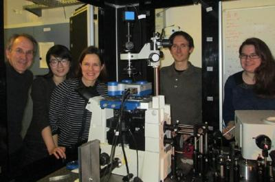 JPK reports on the use of STM to study surface plasmons in the Molecular Science Group at ISMO - Institut des Sciences Moléculaires d'Orsay