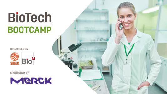BioTech Bootcamp von BioM, SmiLe und Merck