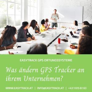 Was GPS Ortungssysteme in Ihrem Unternehmen ändern können.