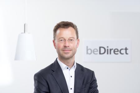 Jörn Berheide - Head of Crefo Sales beDirect