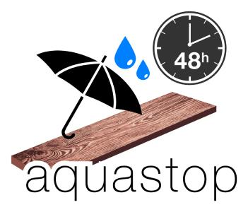 Aquastop Label (Foto: SWISS KRONO GROUP)