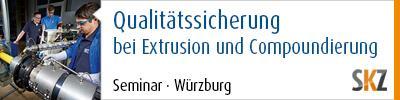 Qualitätssicherung in der Extrusion und Compoundierung