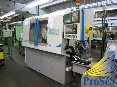 Mit dem ProSeS-BDE-System geplante Produktionsanlage.