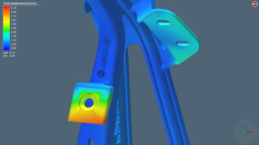 BU 1: Toolcraft-Kunden wie Airbus können in Zukunft vom Einsatz der Simulationstechnologie von Simufact profitieren