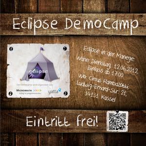 Eclipse DemoCamp Kassel Juni 2012