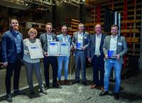 PERI gewinnt Office Excellence  Award 2019