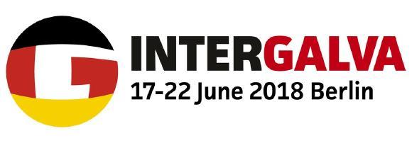 Die Intergalva ist die weltweit größte Konferenz und Messe zum Stückverzinken und findet vom 17. bis 22. Juni 2018 in Berlin statt