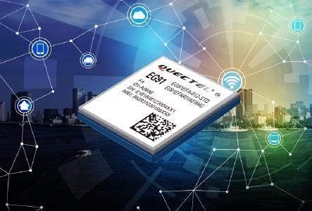 LTE Cat 1 Modul für M2M und IoT Applikationen EG91 von Quectel