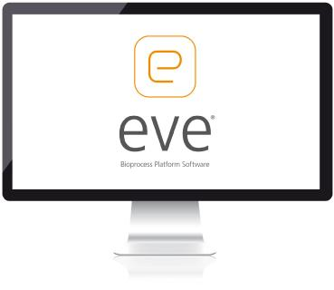 New release of eve®, the bioprocess platform software