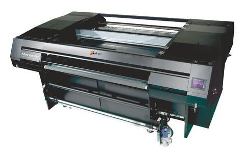 Multi-Plot zeigt brandneue Textildrucker auf der VISCOM Germany 2008