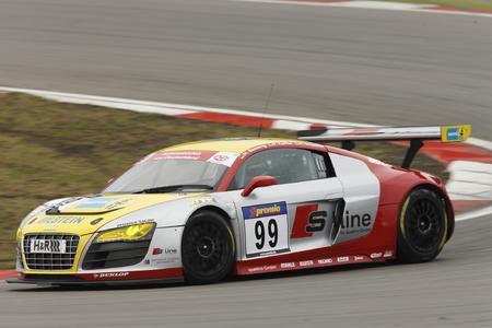 Dunlop VLN Audi R8 LMS