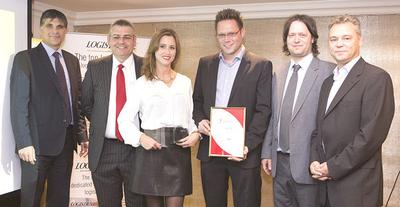 topsystem gewinnt Logistics Business IT Award