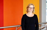 Katrin Hahn ist seit dem 1. April 2020 Geschäftsführerin und Arbeitsdirektorin bei der BWI GmbH in Bonn. (Bildquelle: BWI)