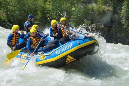 Rafting Tirol Bild Frits Meyst