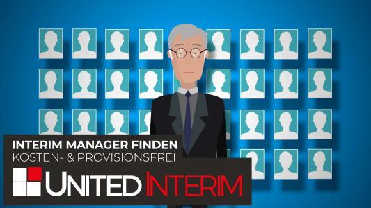 Interim Manager finden - KOSTEN- & PROVISIONSFREI. www.UNITEDINTERIM.com