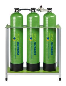 AQUAformtech zur Herstellung von entionisiertem Wasser für die Speisung von Drahterodiermaschinen im Werkzeugbau und Formenbau.