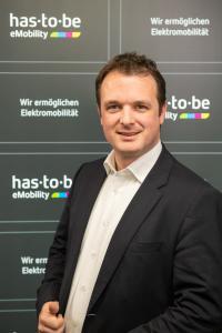 CEO has·to·be gmbh Martin Klässner Bildrecht: Lorenz Masser