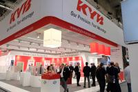 KYB Europe Messestand