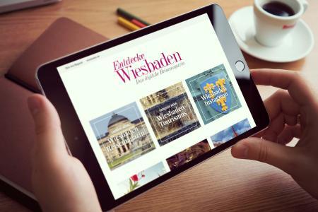 Entdecke Wiesbaden