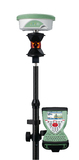 Leica Viva GS12 receiver for combined GNSS/TPS one-person surveying