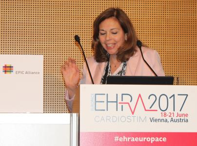 Dr. Andrea Russo EPIC session Europace