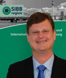 Torsten Kaden - neuer Netzwerkmanager für SIBB region. Foto: Ines Weitermann/ Presse & Marketing