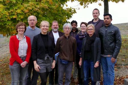 Arbeitsgruppe MEAplusNano (Foto: Susanne Lilischkis)