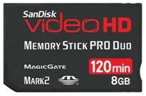 •Die SanDisk Video HD: Eine neue Speicherkarte für den Camcorder