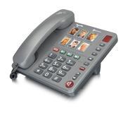 Das Großtastentelefon PowerTel 92 mit Bildwahl - von amplicomms