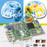 Matrox Imaging Board captures and displays broadcast-quality video for simulation, training and medical imaging