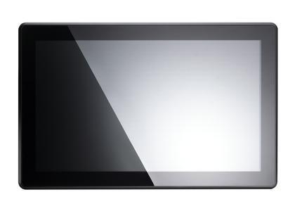 "Ruggedized Multi-touch 21.5"" Fanless PCAP Full HD Panel PC – Axiomtek GOT3217W-881-PCT"