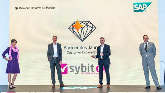Sybit: SAP CX Partner des Jahres