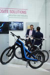 REHAU E-BikeBody: integriert alle gewünschten Funktionen und erlaubt maximale Designfreiheit  (Fotos: REHAU)